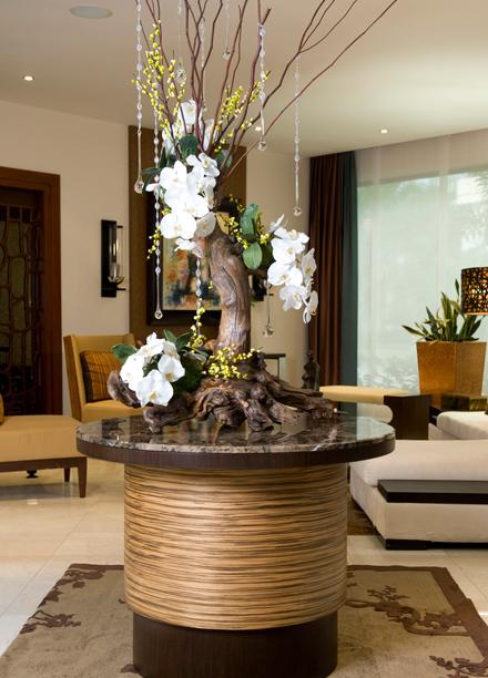 Contemporaneo elegante revista hogar ecuador - Cristales para mesas redondas ...